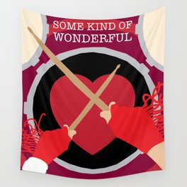 80s TEEN MOVIES :: SOME KIND OF WONDERFUL Wall Tapestry