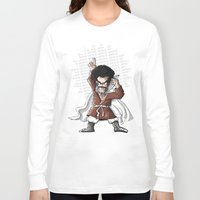 satan Long Sleeve T-shirts featuring Satan! by neicosta