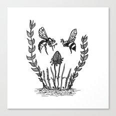Beeloved Canvas Print
