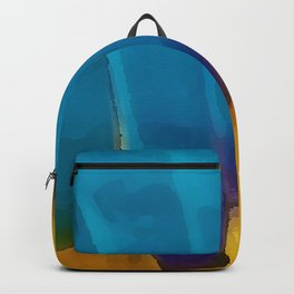 Digital Abstraction 016 Backpack