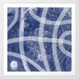 Condensation and Rarefaction Art Print