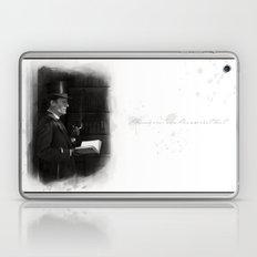 A Contemplative Pause Laptop & iPad Skin