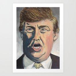 Taliban Republican: Donald Trump Art Print