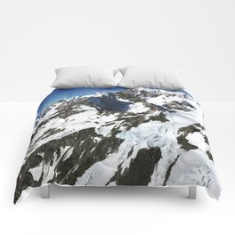 New Zealand's beauty *Aoraki/MtCook 3 Comforters