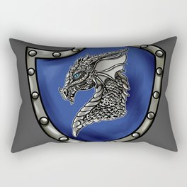 Bahamut Holy symbol Rectangular Pillow