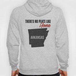 No place like home - Arkansas Hoody