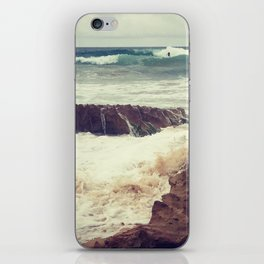 Photobombed By The Surfer iPhone Skin
