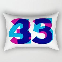 33/45 Rectangular Pillow