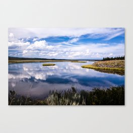 The Ranch II Canvas Print