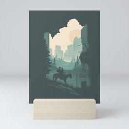 Ellie & Dina Mini Art Print