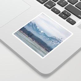 Bavrian Alps Sticker