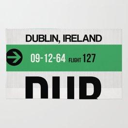 DUB Dublin Luggage Tag 1 Rug