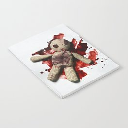 Bloody sack doll Notebook