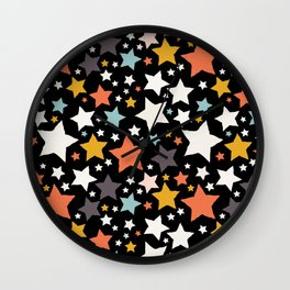 All About the Stars - Style H Wall Clock
