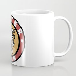 Jitter Bean Butcher's coffee shop hangout Coffee Mug