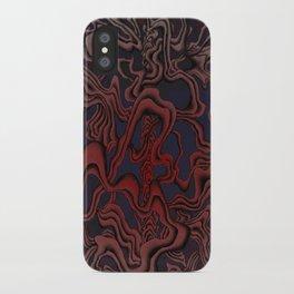 Bear Sinew (Bear Skin companion) iPhone Case