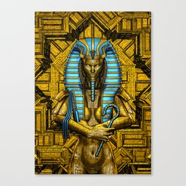Sacred Queen Canvas Print