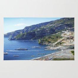 Amalfi coast, Italy Rug