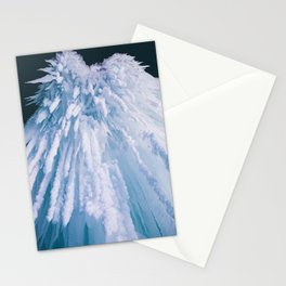 Icicle Art Stationery Cards