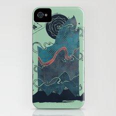 Northern Nightsky Slim Case iPhone (4, 4s)
