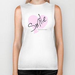 Smile! - Registered Dental Hygienist Biker Tank