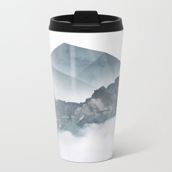 When Winter Comes III Metal Travel Mug