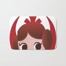 Princess Leia T-Shirt Bath Mat