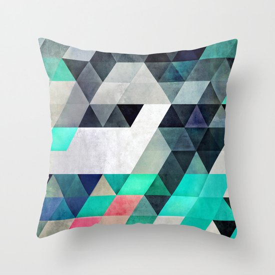 flyx Throw Pillow