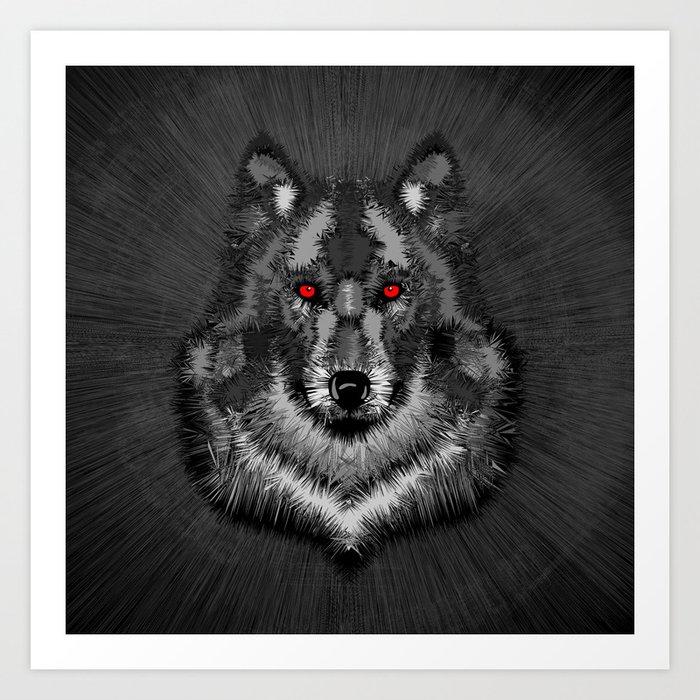 Wolf Kunstdrucke
