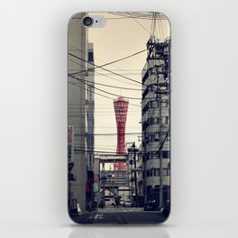 Kobe Cables iPhone Skin