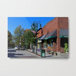 Grand Rapids Ohio Downtown Metal Print