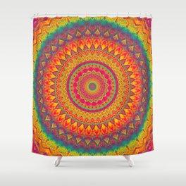 Mandala 507 Shower Curtain
