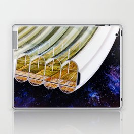 Cutaway View, Bernal Sphere Agriculture Laptop & iPad Skin