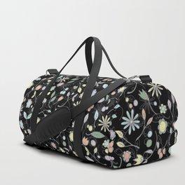 Chalkboard Scatter Duffle Bag