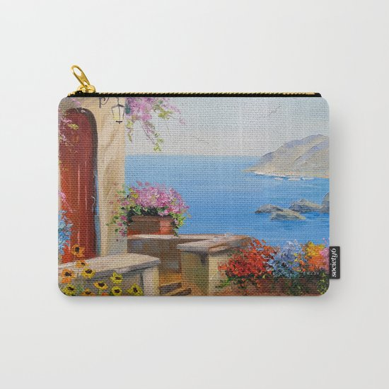 Seacoast Italy Carry-All Pouch