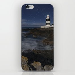 In The Moonlight iPhone Skin