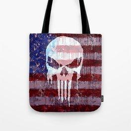 American Punisher Tote Bag