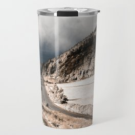 Tranquil landscape Travel Mug