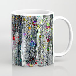 Not Just Another Face In The Crowd Painting Coffee Mug
