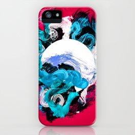 In Circle - II iPhone Case