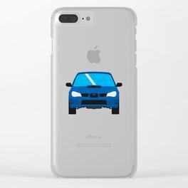 SubiSTI Clear iPhone Case