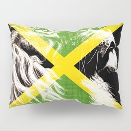 King Of Jamaica Pillow Sham