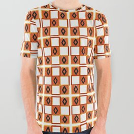 Ricky Ticky Tacky All Over Graphic Tee