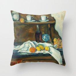The Buffet Throw Pillow