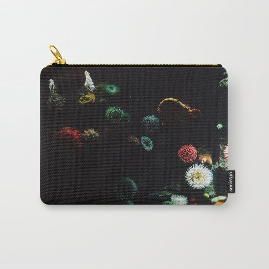 UNDERWATER ANEMONE Carry-All Pouch