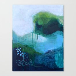 Mists No. 1 Canvas Print