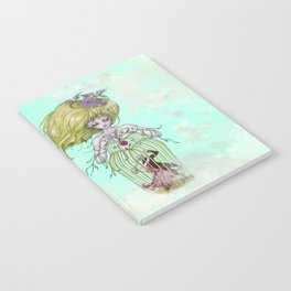 Lucy In The Sky Notebook