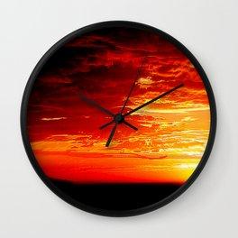 Walu Wall Clock