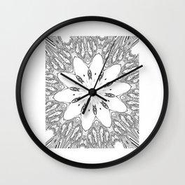 Mandala (1330) Wall Clock