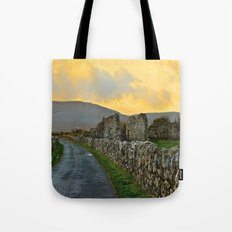 The Road Back to Dublin Tote Bag